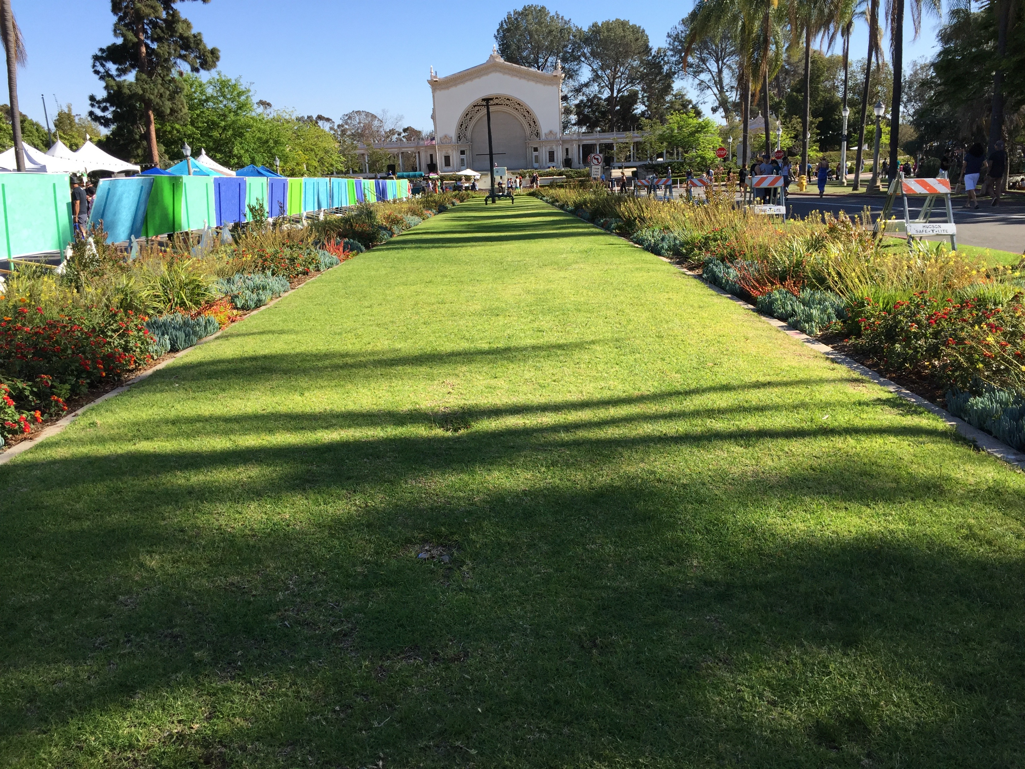Yesterday I Had The Opportunity To Represent APLD (Association Of Professional  Landscape Designers) At EarthDay In Balboa Park.